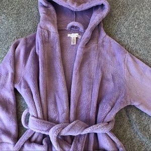 Pottery Barn girls robe